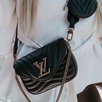 Louis Vuitton LV 20 years new wave hand bag