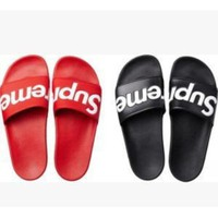DCCK FASHION SUPREME MEN AND WOMEN SANDALS SLIPPERS SHOES