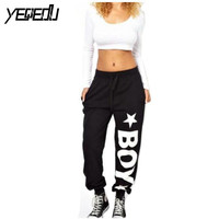 Hip hop pants women Casual  pants  Femme trousers Joggers women Sweatpants women Loose Plus size harem pants