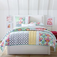 Sutton Upholstered Storage Bed