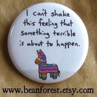 something terrible is gonna happen by beanforest on Etsy