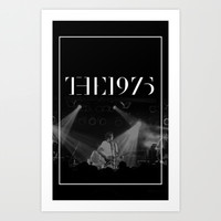 The 1975 Art Print by Adel