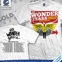 """The Wonder Years """"Greatest Generation Tour"""" shirt 