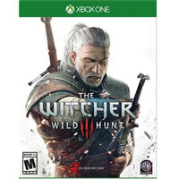 The Witcher 3: Wild Hunt Xbox One Video Game