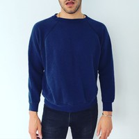 Super Soft & Comfy Navy Blue Sweatshirt 🔵 made in ...