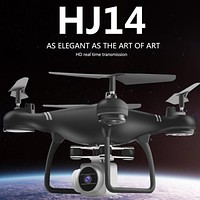 HJHRC HJ14 Selfie Drone with HD 1080P Camera and WIFI