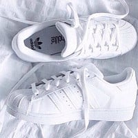 """Adidas"" Superstar Casual Running Sport Shoes Sneakers"