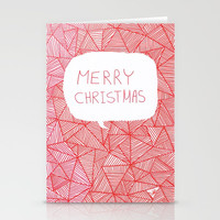Merry Christmas! Stationery Cards by Fimbis
