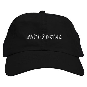 Anti Social Dad Hat