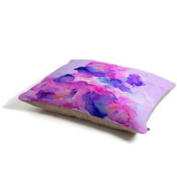 Viviana Gonzalez Watercolor Love 1 Pet Bed