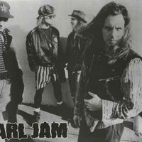Pearl Jam Five Against One Poster 24x36