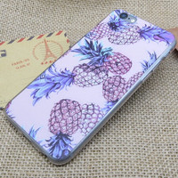 Pineapple Case Cover for iPhone 5se 5s 6 6s Plus