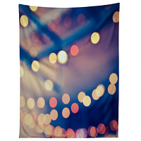 Shannon Clark Pretty Lights Tapestry