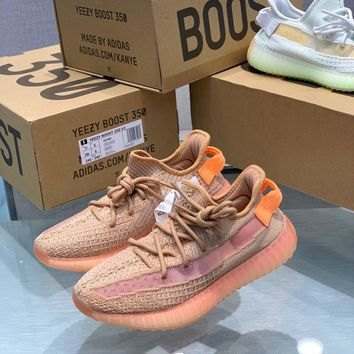 YEEZY BOOST 350 V2 - CLAY Fashion Casual Shoes