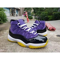 Air Jordan 11 Retro Black/Purple
