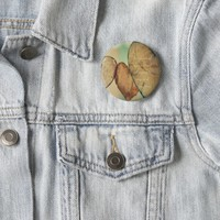 The Voice Of Your Heart Whispers To My Soul Pinback Button