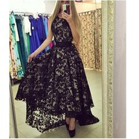 Womens Lady Lace Dress Formal Prom Casual Cocktail Party Ball Gown Evening Dress