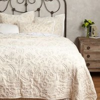 Ayar Coverlet by Anthropologie