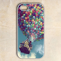 iPhone 5 Case - Up iPhone 5 Case - Unique Balloon iPhone 5 Case