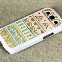 Color Seamless  Samsung Galaxy S3 I9300 Hard Cover Case by ACYC