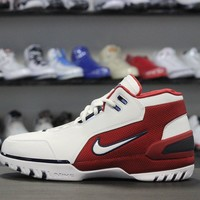 spbest Nike LeBron Retro Air Zoom Generation - First Game