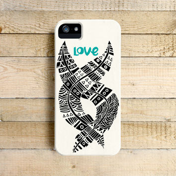 United Love - Typography Phone Case for iPhone 4, 5, 5c, 6 Samsung Galaxy S3 & S4
