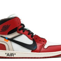 Nike x Off White Jordan 1 The 10 Size 6.5 UK