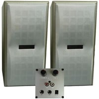 Karaoke Usa Universal Powered Speakers