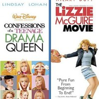 Confessions Of A Teenage Drama Queen/The Lizzie McGuire Movie 2-Movie Collection
