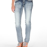 Rock Revival Lily Straight Stretch Jean