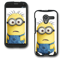 FREE Shipping Design Collection Hard Phone Cover Case Protector For Motorola Moto X 2647