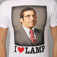 Urban Outfitters - Anchorman I Love Lamp Tee