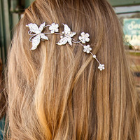 Esther Nymph Butterfly Hair Clip
