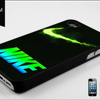 nike just do it  new design - The Best New Design Custom iPhone 4/4S, iPhone 5 Hard Case and Rubber Case