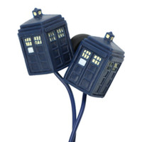 Doctor Who TARDIS Earbuds