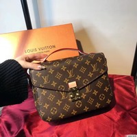 Louis Vuitton Lv Pochette Metis Crossbody Satchel Shoulder Bag #2199