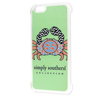 Simply Southern Crab iPhone 6 Case