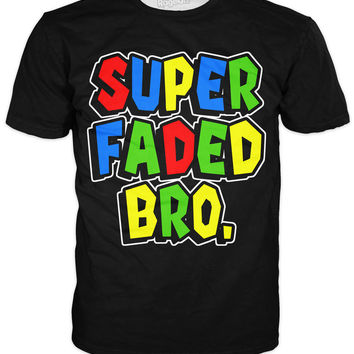 Super Faded Bro T-Shirt *Ready to Ship*