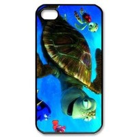 Diy Case Finding Nemo Iphone 4/4S Case Hard Case Fits Sprint, T-mobile, AT&T and Verizon IPhone 4s Case 102326