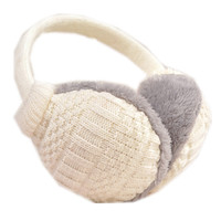Winter Knitted Ear Muff