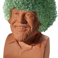 Bob Ross Chia Pet - PRE-ORDER, SHIPS MID NOVEMBER