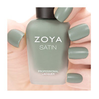 Zoya Nail Polish in Sage