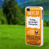CDP 0816 Taco Bell Sauce Packet Sayings - iPhone 5
