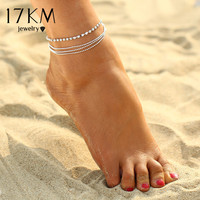 Sexy Crystal Anklet Foot Chain Summer Bracelet