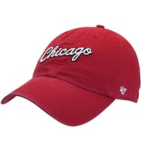 Chicago Bulls - Logo Clean Up Adjustable Baseball Cap