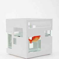 Modular Fish Hotel- White One
