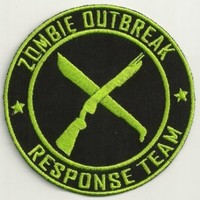 Zombie Response Team Patch, Weapons Specialist!