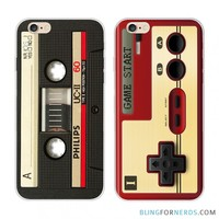 Retro Cassette Tape - iPhone 6 Case