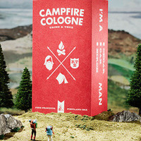 Huckberry Essentials: Grooming | Campfire Cologne