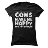 Cows Make Me Happy - Imperfection